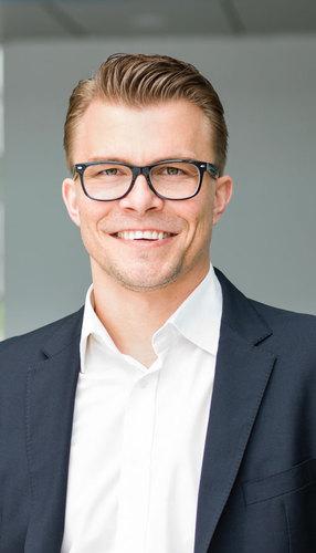 Manuel Effenberg leitet den HPI-Kurs für Startups. Aus dem HPI heraus wurden bereits mehr als 40 erfolgreiche IT-Startups gegründet. (Bild: HPI)