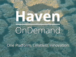 Haven - HPE liefert Mashine-Learning als Service