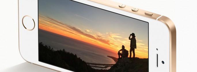iPhone SE (Bild: Apple)