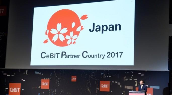 Auf der CeBIT 2017 ist Japan Partnerland. (Bild: Deutsche Messe)