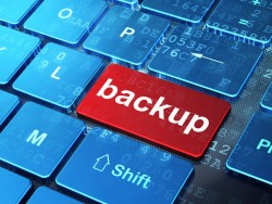 Backup (Shutterstock/Maksim Kabakou)