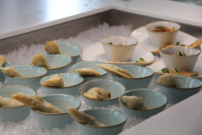 Kulininarische Entspannung mit asiatischer Küche .... (Bild: Silicon.de)