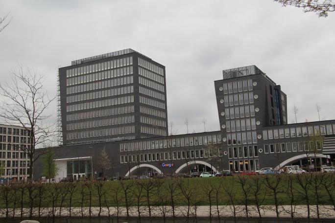 Der neue Standort München im Arnulfpark (Bild: Silicon.de)