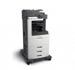 Druckgeräte wurden für Lexmark schon seit Jahren zunehemnd unwichtiger. Durch den Umbau des Unternehmens und zahlreiche Zukäufe rückte Software in den Mittelpunkt, die Prozesse oragnisiert, die hinter dem Multifunktionsgerät anfangen (Bild: Lexmark).
