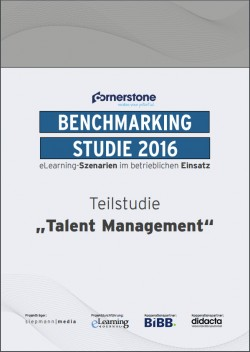 "Teilstudie ""Talent Management"" der Benchmarking Studie 2016 von Cornerstone (Screenshot: Silicon.de)"