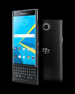Blackberrys erstes Android-Smartphone Priv (Bild: Blackberry)