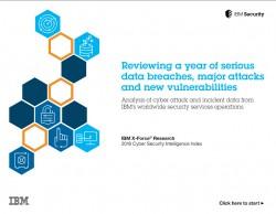 IBM 2016 Cyber Security Intelligence Index (Bild: IBM)