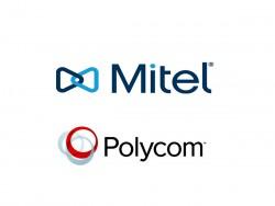 Mitel kauft Polycom (Grafik: silicon.de)