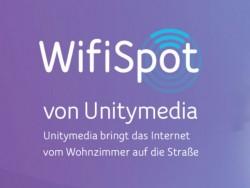 Unitymedia WifiSpot (Bild: Unitymedia)schließen