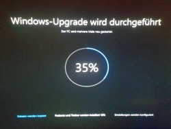 Windows-10-Upgrade (Bild: Peter Marwan/silicon.de).