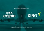 Xing übernimmt Mitarbeiterempfehlungsprogramm Eqipia