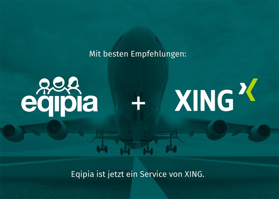 Xing übernimmt Mitarbeiterempfehlungsprogramm Eqipia - silicon.de