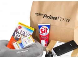 Amazon Prime-Now-Sortiment  (Bild: Amazon)