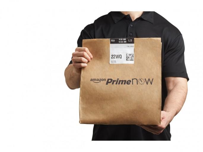 Amazon_PrimeNow_Kurier (Bild: Amazon)