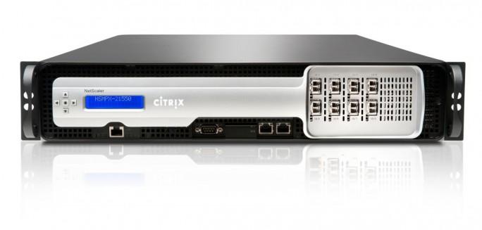 Netscaler Hardware-Appliance (Bilkd: Citrix)