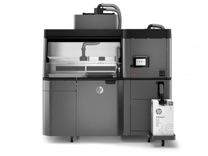 HP Jet Fusion 3D-Drucker (Bild: HP Inc.)