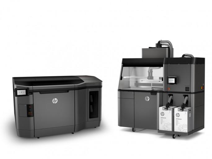 HP Jet Fusion 3D-Drucker-Reihe (Bild: HP Inc.)