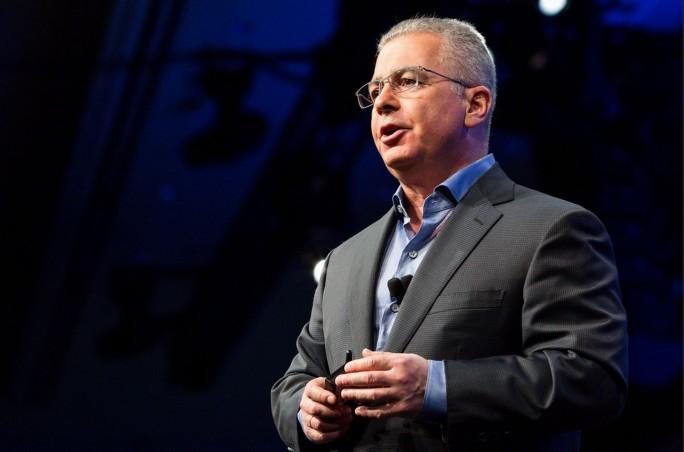 """""""Wir befinden uns mitten in einer wichtigen Transformation von einem auf Produkte fokussierten Unternehmen zu einem Anbieter von cloudbasierten Lösungen"""", sagte Citrix-CEO Kirill Tatarinov gestern bei seiner Eröffnungsrede (Bild: Citrix)"""