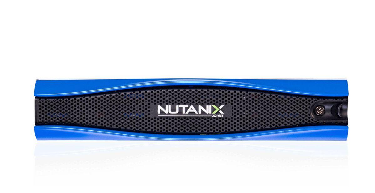 Nutanix Xpress wird ab Juli zu Preisen ab 25.000 Dollar erhältlich sein (Bild: Nutanix).