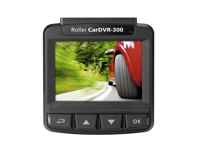 """Nach Auffassung des Herstellers Rollei werden Dashcams im Auto bald """"so normal wie Navis"""" sein (Bild: Rollei)."""