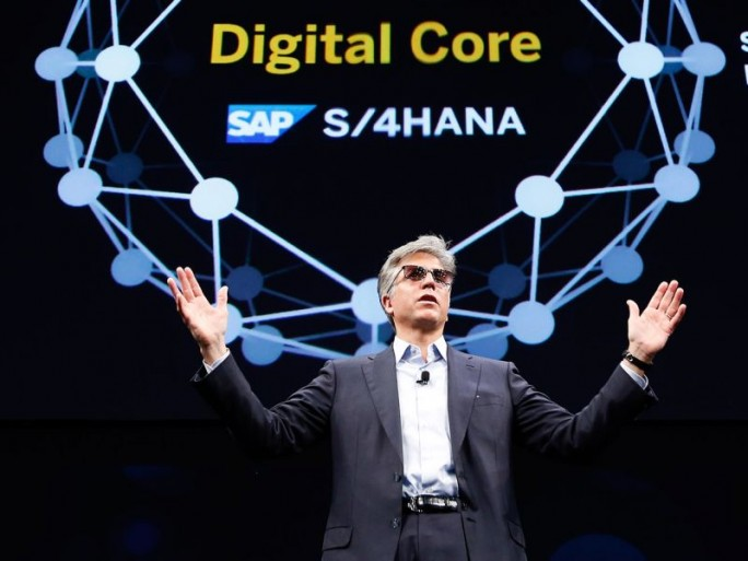 """""""Das System muss uns sagen können, was zu tun ist"""", erklärte SAP-CEO Bill McDermott auf der Hausmesse Sapphire Now, die diese Woche in Orlando stattfindet (Bild: SAP)."""