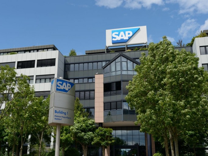 SAP in Walldorf (Bild: SAP)