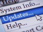 Updates Patches (Bild: Shutterstock/Pavel Ignatov)