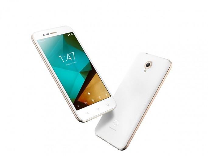 Vodafone Smart Prime 7 Weiß  (Bild: Vodafone)