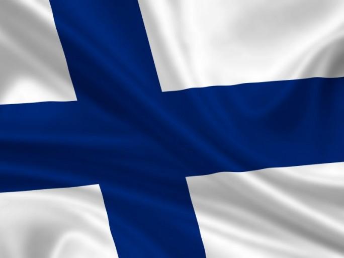 Flagge Finnland (Grafik: Shutterstock/aldorado)