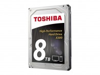 Toshiba kündigt Festplatte mit 8 TByte für Power-User an
