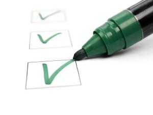 Checkliste (Bild: Shutterstock/Karuka)