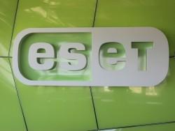 Eset Schild Firmenzentrale (Bild: Rainer Schneider/silicon.de)