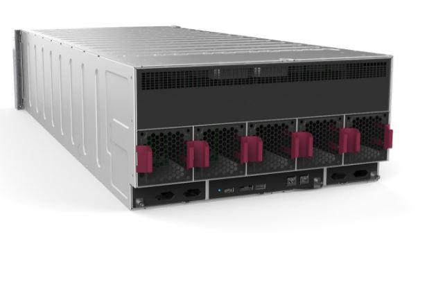 """Eine Memory-Driven-Compute-Architektur entwickelt HPE derzeit mit Hilfe der Community in dem Forschungsprojekt """"The Machine"""". (Bild: HPE)"""
