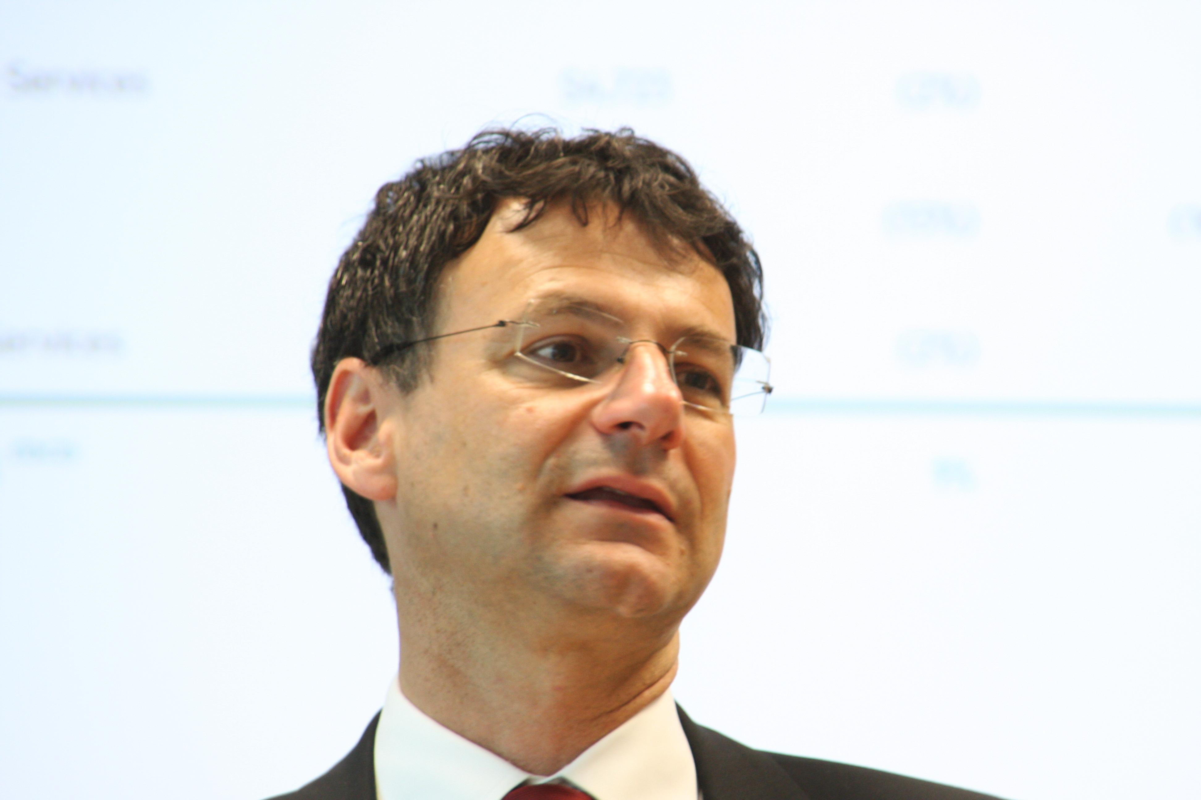 """""""Wir konzentrieren uns auf die Marktsegmente in denen wir Nummer eins oder Nummer zwei sind"""", erklärt Ulrich Seibold, Vice President indirekter Vertrieb, SMB und Service Provider, HPE Deutschland. (Bild: Martin Schindler)"""