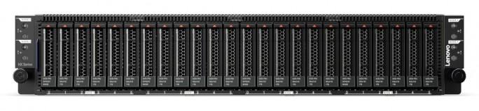 Die auf Nutanix-Technologie basierenden Lenovo HX2710 soll im dritten Quartal 2016 auf den Markt kommen und  die Anforderungen von Zweigstellen abdecken (Bild. Lenovo).