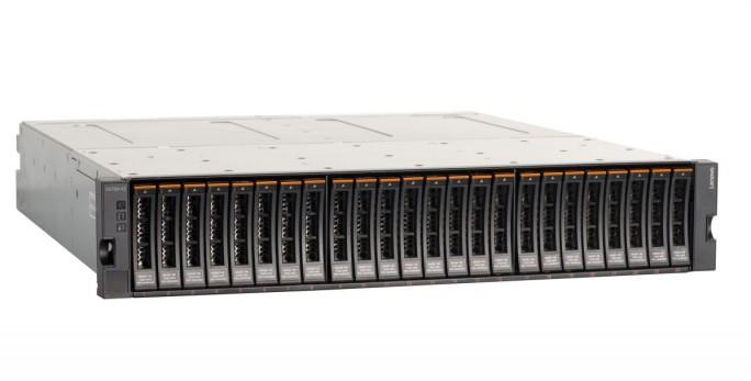 Die Neuzugänge der V-Serie von Lenovo, hier die kleinere V3700 V2, sollen noch im Juni auf den Markt kommen. (Bild: Lenovo)