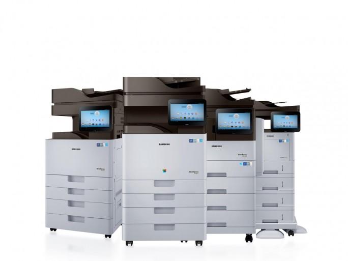 Samsung-PrinterOn-MultiXpress-MFPs (Bild: Samsung)