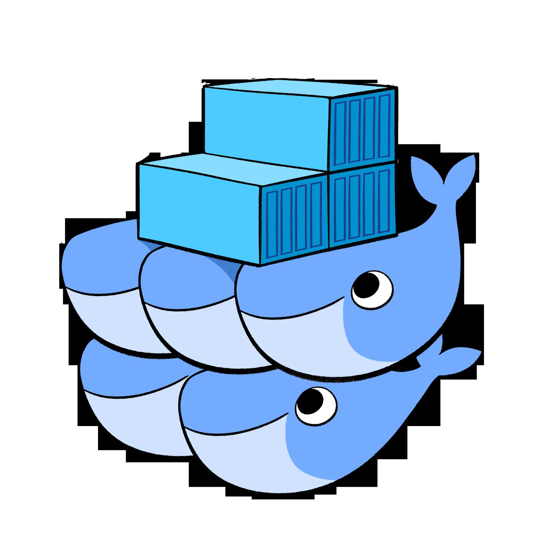 Die Orchetrierungstechnologie Docker Swarm macht aus mehreren Containern einen einzigen Host. (Bild: Docker)