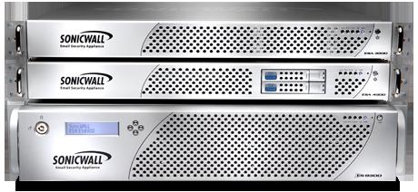 E-Mail-Sicherheits-Appliance von Sonicwall. (Bild: Dell)