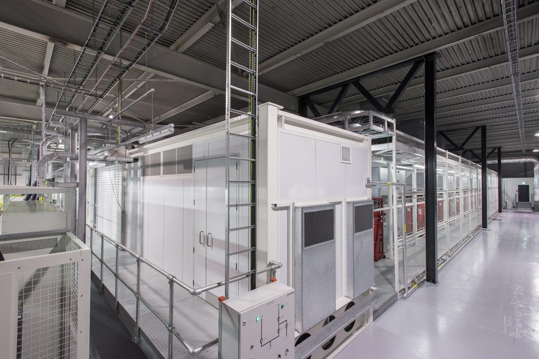 Für PowerADVANCE, dem Tier III-Angebot des Co-Lokation-Anbieters Verne Global, werden in Punkto Stromversorgung keine Kompromisse gemacht. (Bild: Verne Global)