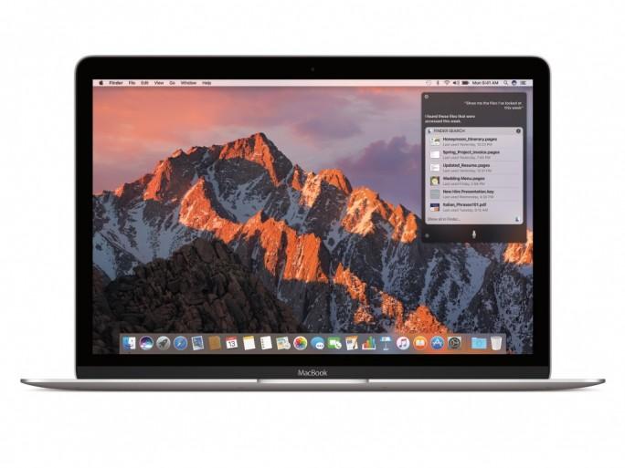 macOS 10.12 Sierra (Bild: Apple)