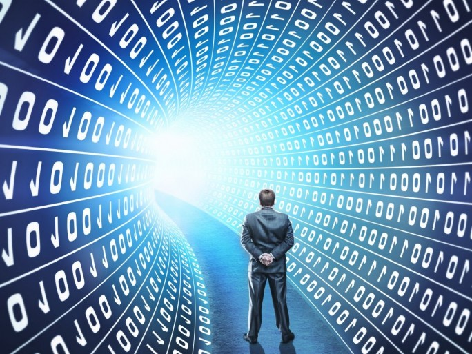 Datenflut (Bild: Shutterstock/Nomad_Soul)