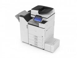 Ricohs neue A3-Farb-Multifunktionsdrucker-Serie soll die Transformation zum vernetzten Unternehmen vorantreiben (Bild: Ricoh).