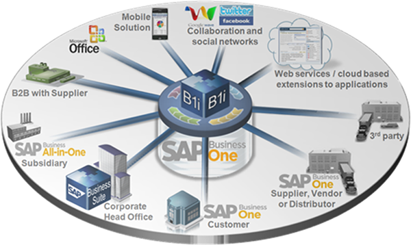 sap_Business_one_diagram