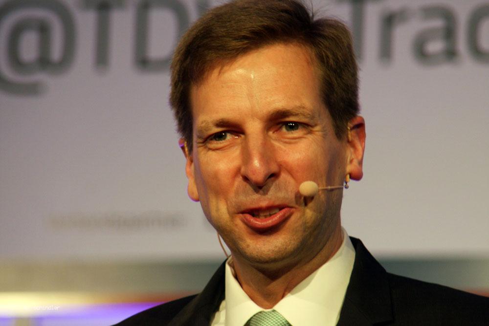 Carsten Bange, Geschäftsführer BARC. (Bild: Martin Schindler)