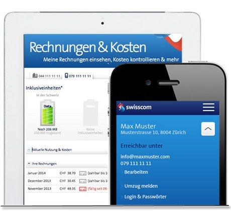 Zugriff auf den telefonischen Kundenservice der Swisscom wird es künftig über eine biometrische Spracherkennung geben. (Bild: Swisscom)