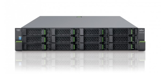 Mit der ETERNUS CS200c S2 integriert Fujitsu die Commvault-Software, liefert eine vorkonfigurierte, erweiterbare und anpassbare Lösung mit einer Integration VMware und Hyper-V. (Bild: Fujitsu)