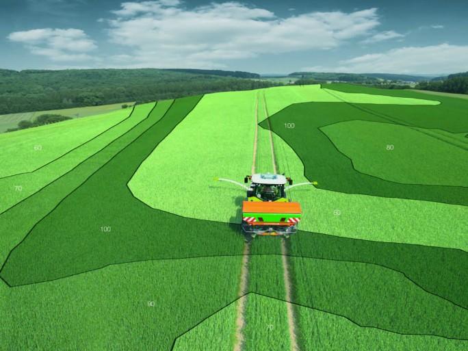 Claas Precision Farming (Bild: Claas)
