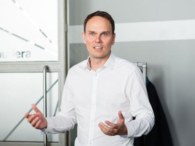 Martin Czermin, Senior Director Central & Eastern Europe bei Cloudera, will mit dem neuen Standort auch Kunden in Österreich und der Schweiz betreuen. (Bild: Cloudera)