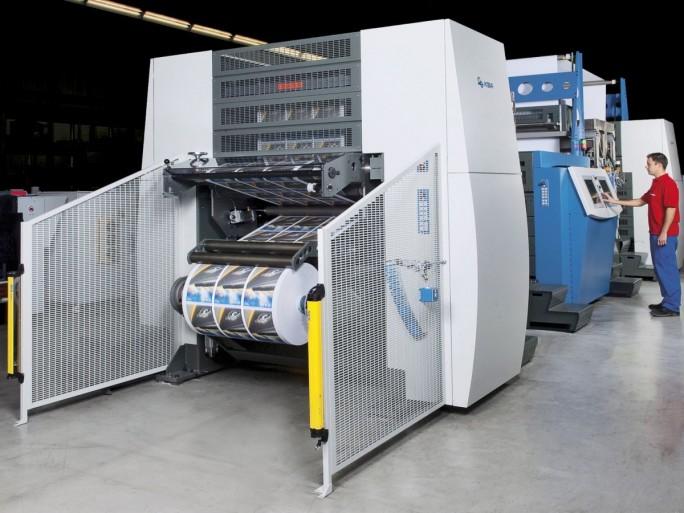 Ein gutes Beispiel für die sinnvolle Nutzung von IoT und Industrie 4.0 im B2B-Umfeld ist der Druckmaschinenhersteller Koenig & Bauer (Bild: KBA)